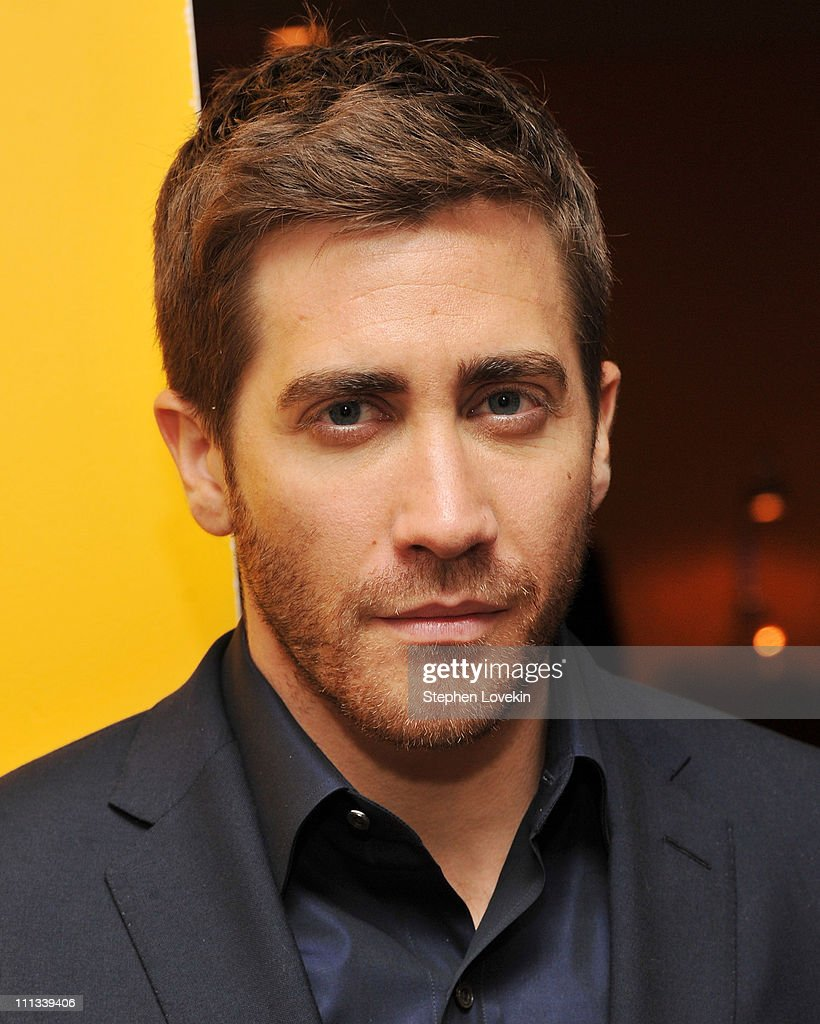 "The Cinema Society & Coach Host A Screening Of ""Source ... Actor Jake Gyllenhaal Attends The Photos"