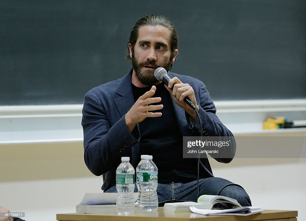 """James Baldwin's 1962 Novel """"Another Country"""" Discussion ... Actor Jake Gyllenhaal Attends The Photos"""