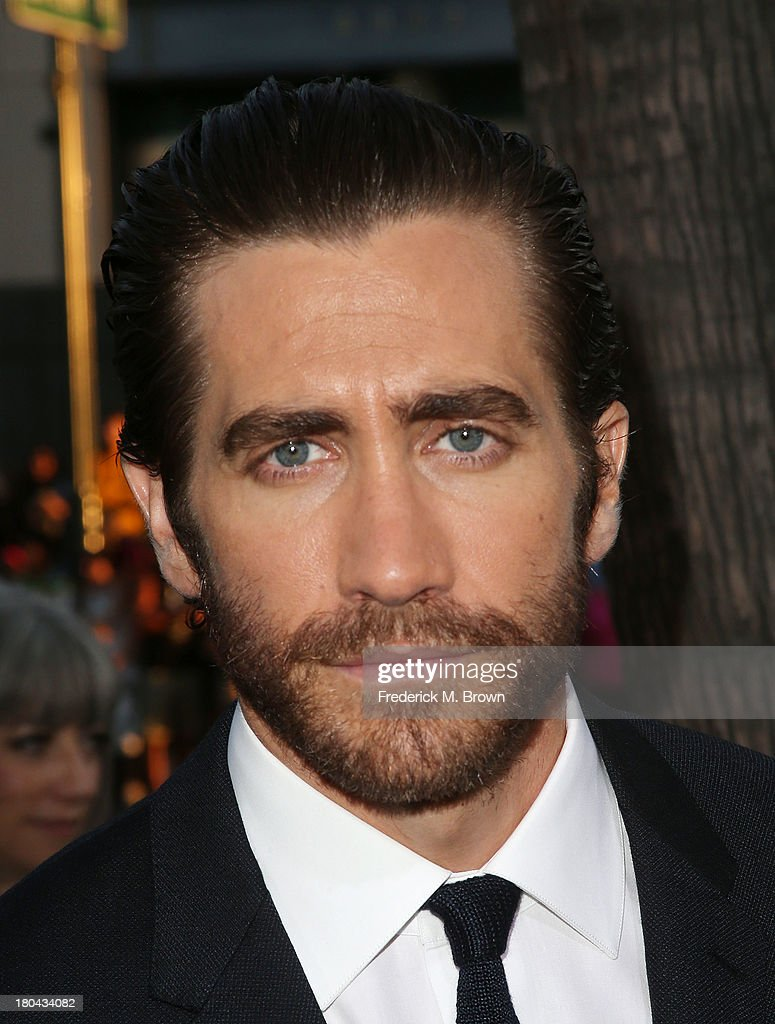 "Premiere Of Warner Bros. Pictures' ""Prisoners"" - Arrivals ... Actor Jake Gyllenhaal Attends The Photos"