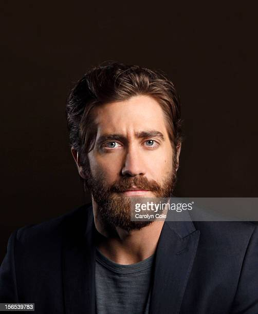 Actor Jake Gyllenhaal is photographed for Los Angeles Times on November 15 2012 in Los Angeles California PUBLISHED IMAGE CREDIT MUST BE Carolyn...
