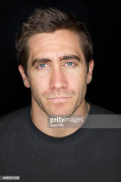 Actor Jake Gyllenhaal is photographed for USA Today on October 18 2014 in New York City PUBLISHED IMAGE