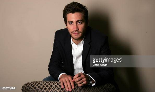 Actor Jake Gyllenhaal poses for a portrait while promoting his film 'Brokeback Mountain' at the Toronto International Film Festival September 10 2005...