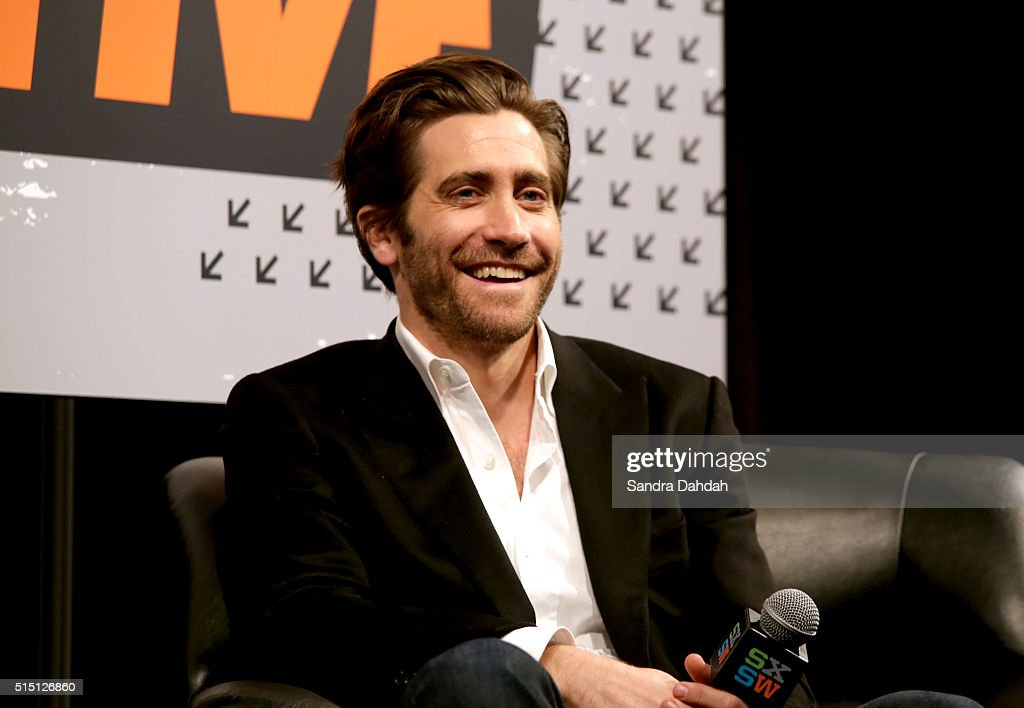 A Conversation With Jake Gyllenhaal - 2016 SXSW Music, Film + Interactive Festival