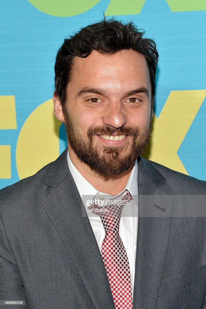 Actor Jake Johnson attends the FOX 2014 Programming Presentation at the FOX Fanfront on May 12, 2014 in New York City.