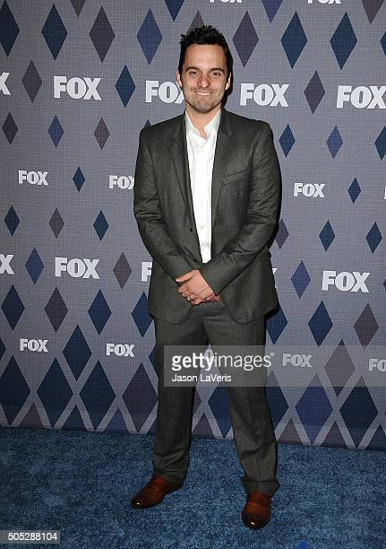 Actor Jake Johnson attends the FOX winter TCA 2016 AllStar party at The Langham Huntington Hotel and Spa on January 15 2016 in Pasadena California