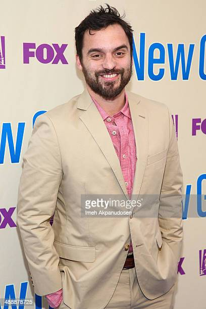 Actor Jake Johnson attends the 'New Girl' Season 3 Finale Screening and cast QA at Zanuck Theater at 20th Century Fox Lot on May 8 2014 in Los...