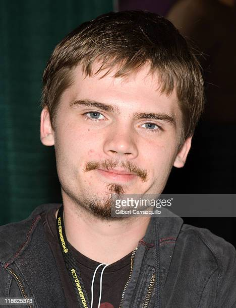 Actor Jake Lloyd attends Wizard World's Philadelphia Comic Con 2011 at the Pennsylvania Convention Center on June 17 2011 in Philadelphia Pennsylvania