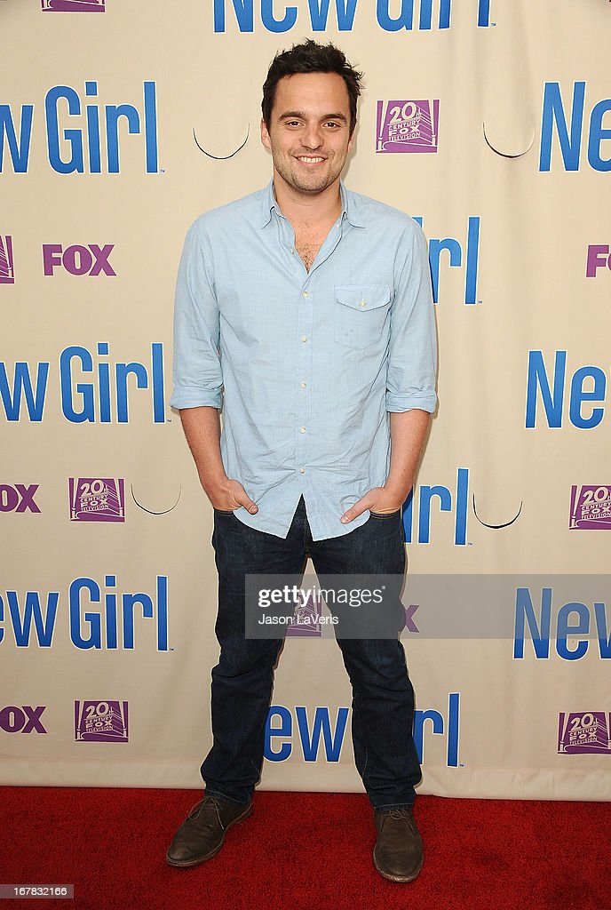 Actor Jake M. Johnson attends a screening and Q&A of 'New Girl' at Leonard H. Goldenson Theatre on April 30, 2013 in North Hollywood, California.