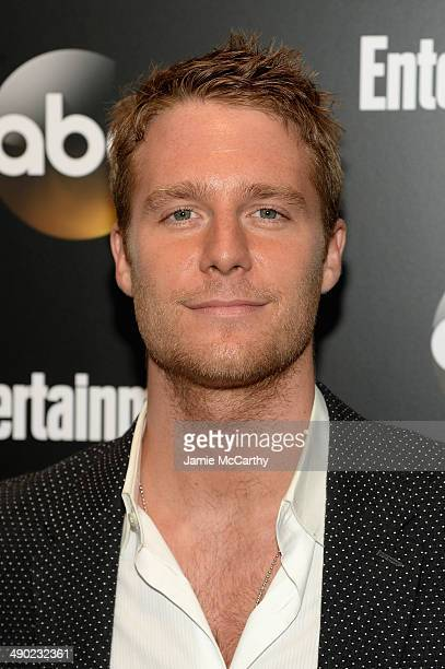 Actor Jake McDorman attends the Entertainment Weekly ABC Upfronts Party at Toro on May 13 2014 in New York City
