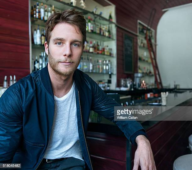 Actor Jake McDorman is photographed for The Wrap on September 8 2015 in Los Angeles California PUBLISHED IMAGE