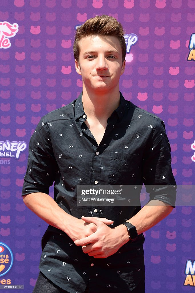Actor <a gi-track='captionPersonalityLinkClicked' href=/galleries/search?phrase=Jake+Short&family=editorial&specificpeople=4478631 ng-click='$event.stopPropagation()'>Jake Short</a> attends the 2016 Radio Disney Music Awards at Microsoft Theater on April 30, 2016 in Los Angeles, California.