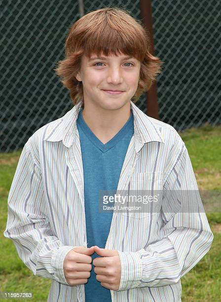 Actor Jake Short attends the Elizabeth Glaser Pediatric AIDS Foundation's 'A Time For Heroes Event' at Wadsworth Theater on the Veterans...