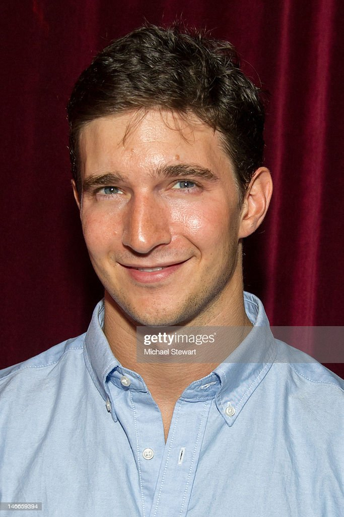 Actor Jake SIlbermann attends the '3C' opening night after party at B Bar and Grill on June 21, 2012 in New York City.