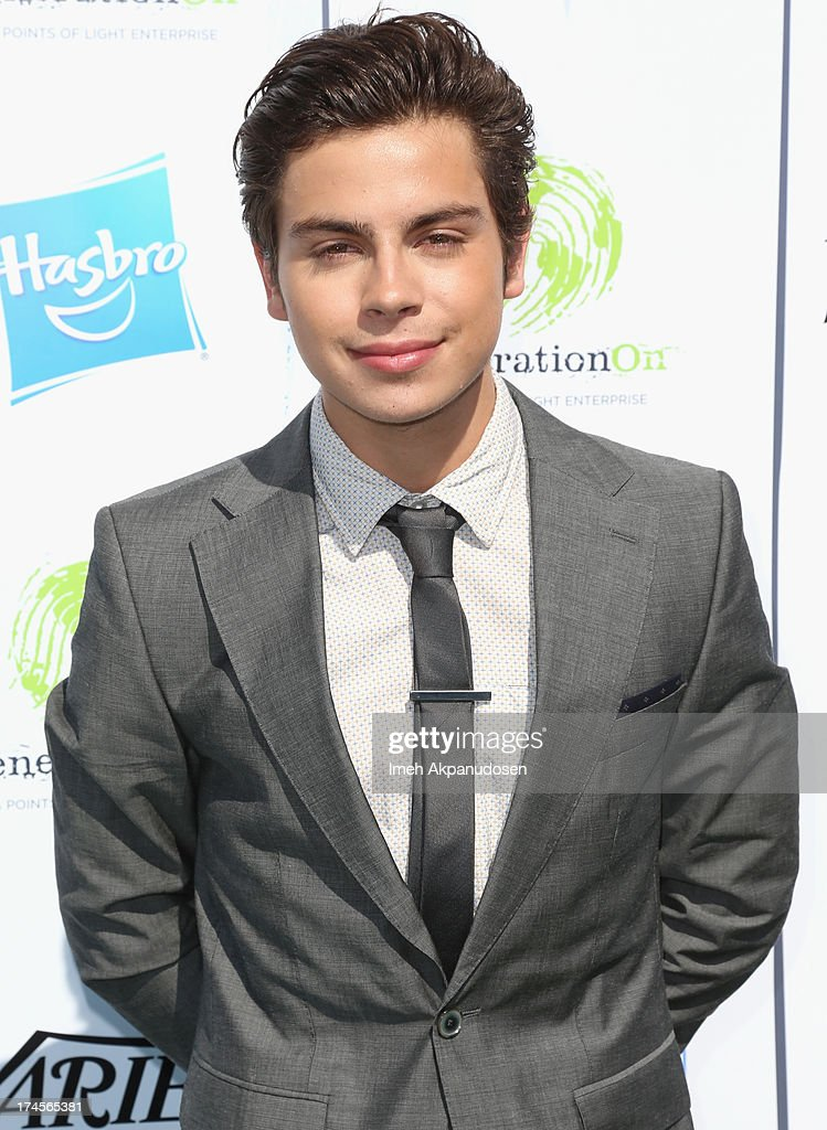 Actor <a gi-track='captionPersonalityLinkClicked' href=/galleries/search?phrase=Jake+T.+Austin&family=editorial&specificpeople=709221 ng-click='$event.stopPropagation()'>Jake T. Austin</a> attends Variety's Power of Youth presented by Hasbro, Inc. and generationOn at Universal Studios Backlot on July 27, 2013 in Universal City, California.