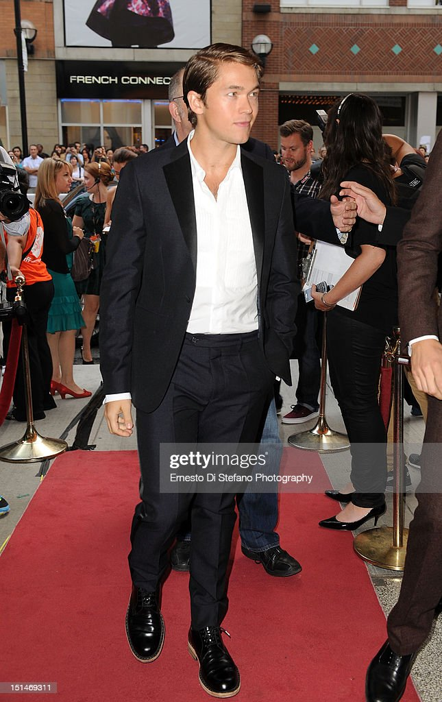 Actor Jakob Oftebro attends the 'Kon-Tiki' premiere during the 2012 Toronto International Film Festival on September 7, 2012 in Toronto, Canada.