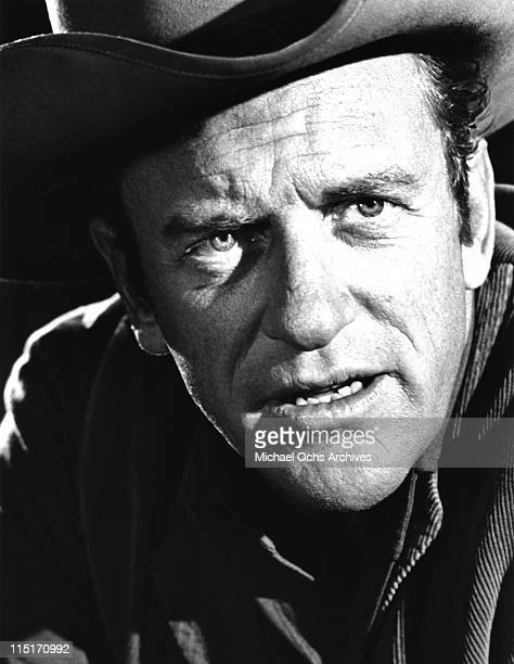 Actor James Arness of TV's 'Gunsmoke' poses for a photo 1969 in Los Angeles California