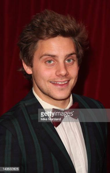 Actor James Atherton attends the...