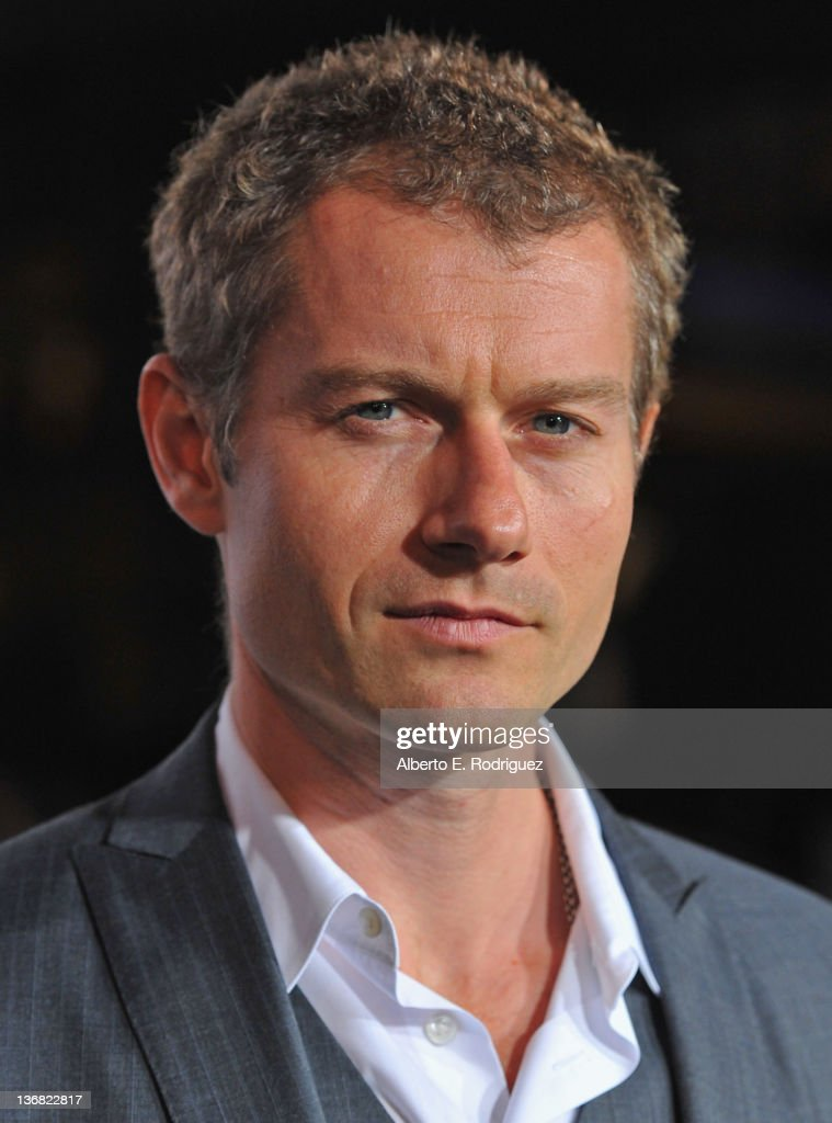 Actor James Badge Dale arrives to the premiere of Open Road Films' 'The Grey' on January 11 2012 in Los Angeles California