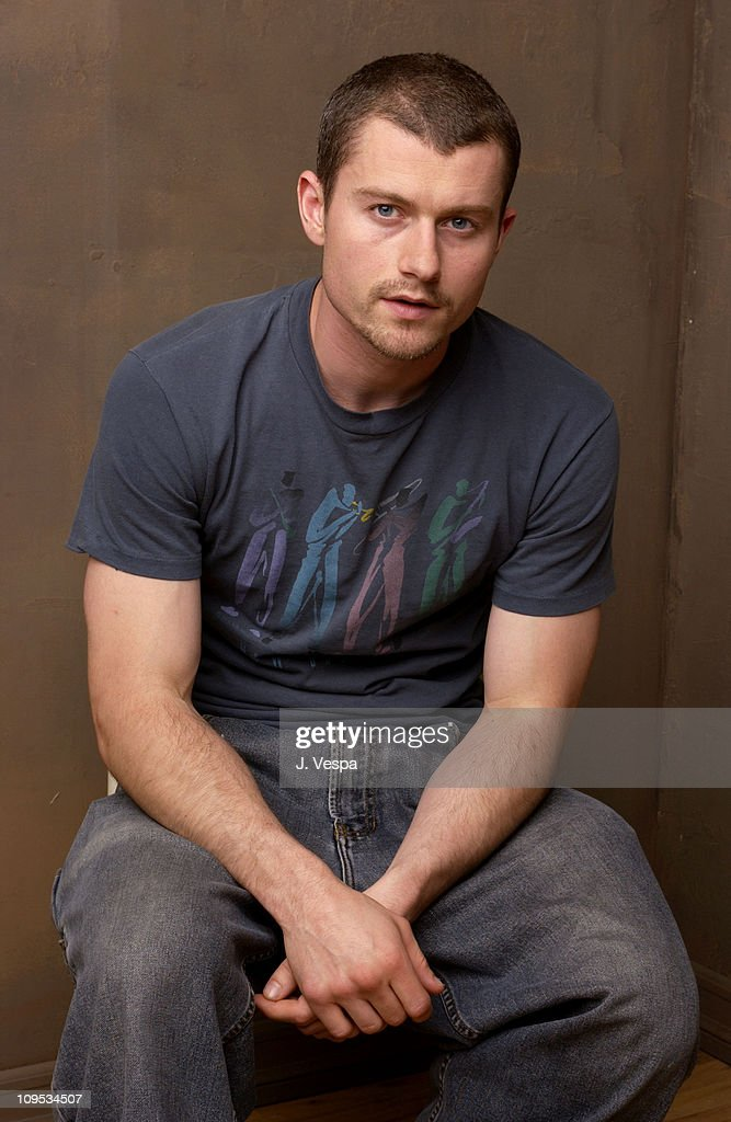 Actor James Badge Dale during 2003 Tribeca Film Festival 'Nola' Portraits at Wireimage Portrait Studio at the MIchael Perez Pop Art Gallery in New...