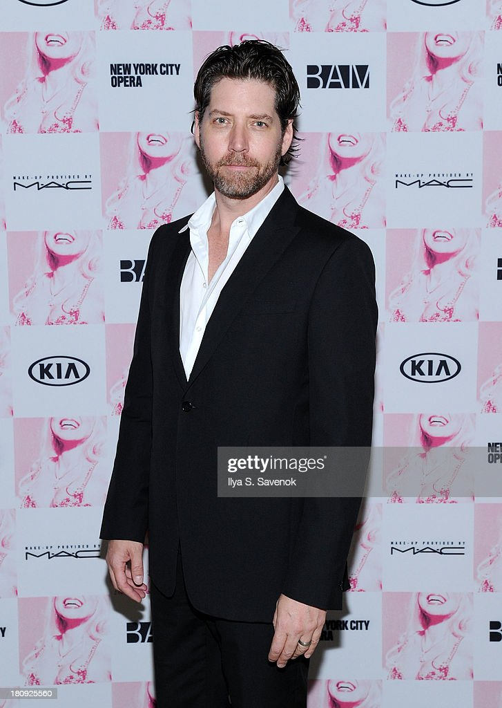 Actor <a gi-track='captionPersonalityLinkClicked' href=/galleries/search?phrase=James+Barbour&family=editorial&specificpeople=2188873 ng-click='$event.stopPropagation()'>James Barbour</a> attends 'Anna Nicole The Opera' Opening Night at Skylight One Hanson on September 17, 2013 in New York City.