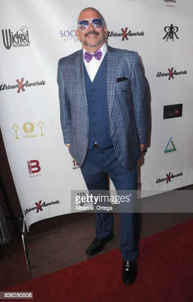 Actor James Bartholet arrives for the 6th Urban X Awards held at Stars On Brand on August 20 2017 in Glendale California
