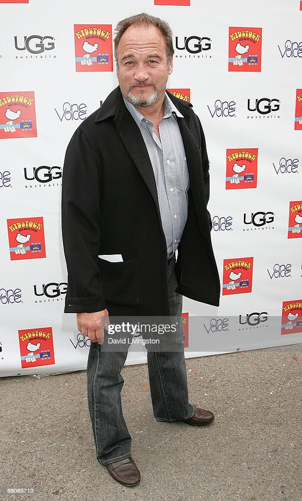 Actor James Belushi attends the 3rd annual Kidstock Music and Art Festival at Greystone Mansion on May 31, 2009 in Beverly Hills, California.