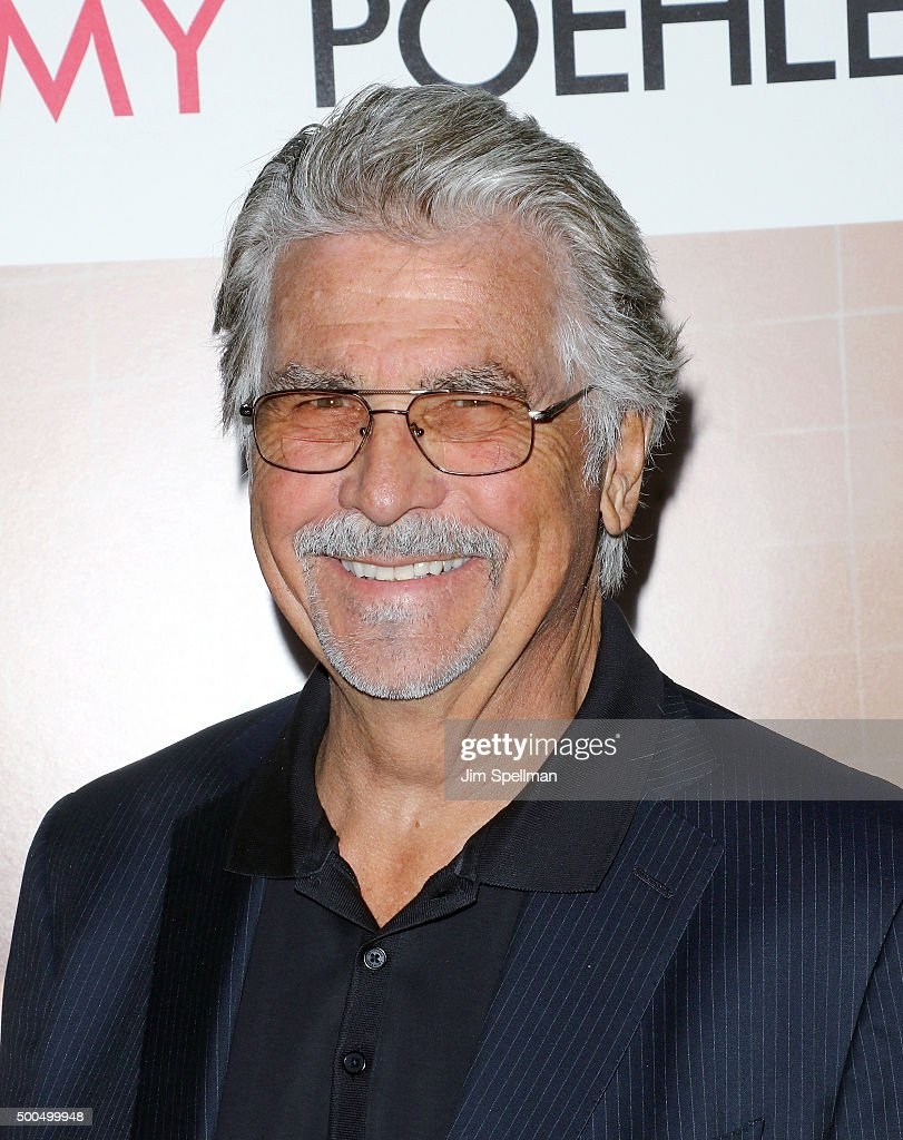 Actor <a gi-track='captionPersonalityLinkClicked' href=/galleries/search?phrase=James+Brolin&family=editorial&specificpeople=213029 ng-click='$event.stopPropagation()'>James Brolin</a> attends the 'Sisters' New York premiere at Ziegfeld Theater on December 8, 2015 in New York City.