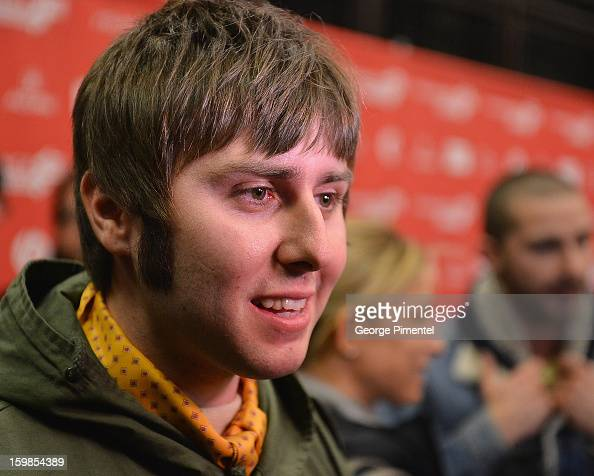 Actor James Buckley attends 'The Necessary Death Of Charlie Countryman' premiere at Eccles Center Theatre during the 2013 Sundance Film Festival on...