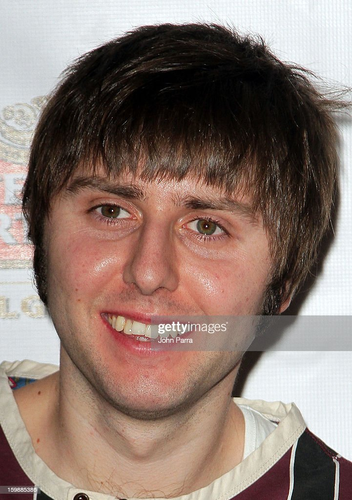 Actor James Buckley attends the Stella Artois hosted Press Junket for The Necessary Death of Charlie Countryman on January 22, 2013 in Park City, Utah.