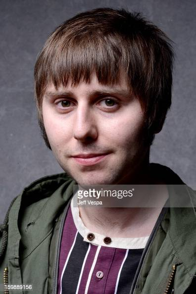 Actor James Buckley poses for a portrait during the 2013 Sundance Film Festival at the WireImage Portrait Studio at Village At The Lift on January 22...