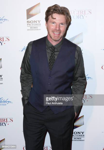 Actor James C Victor attends the premiere of 'A Cowgirl's Story' at Pacific Theatres at The Grove on April 13 2017 in Los Angeles California