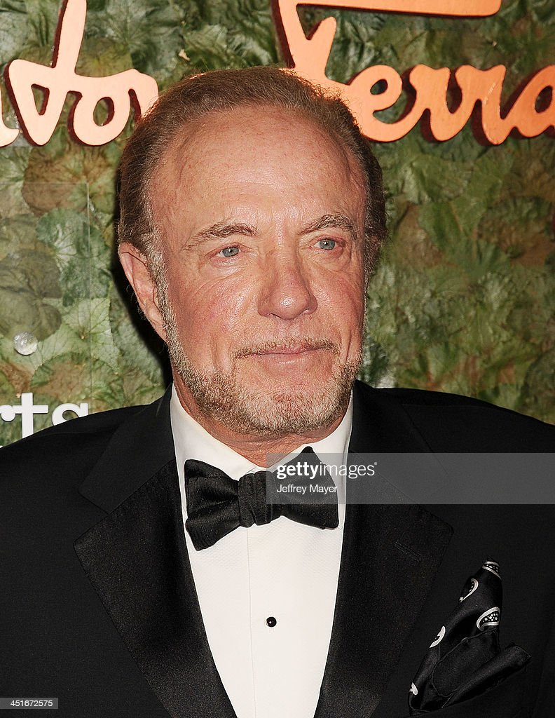 Actor James Caan arrives at the Wallis Annenberg Center For The Performing Arts Inaugural Gala at Wallis Annenberg Center for the Performing Arts on October 17, 2013 in Beverly Hills, California.
