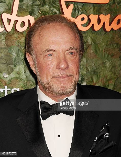 Actor James Caan arrives at the Wallis Annenberg Center For The Performing Arts Inaugural Gala at Wallis Annenberg Center for the Performing Arts on...