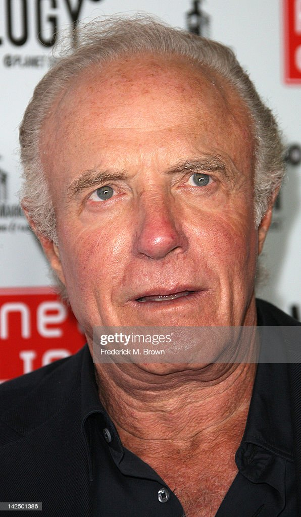 Actor <a gi-track='captionPersonalityLinkClicked' href=/galleries/search?phrase=James+Caan+-+Actor&family=editorial&specificpeople=206773 ng-click='$event.stopPropagation()'>James Caan</a> attends the Grand Opening of Robert Earl's Planet Dailies & Mixology 101 at The Farmer's Market on April 5, 2012 in Los Angeles, California