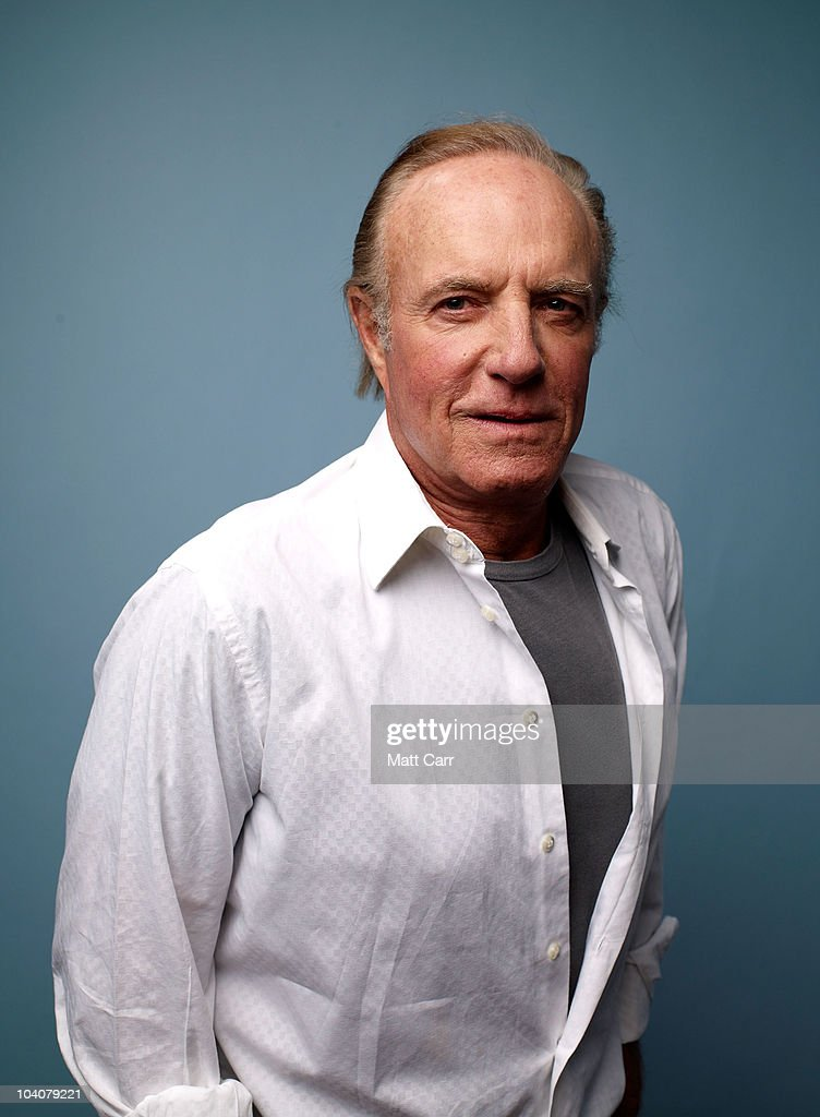 Actor <a gi-track='captionPersonalityLinkClicked' href=/galleries/search?phrase=James+Caan+-+Ator&family=editorial&specificpeople=206773 ng-click='$event.stopPropagation()'>James Caan</a> from 'Henry's Crime' poses for a portrait during the 2010 Toronto International Film Festival in Guess Portrait Studio at Hyatt Regency Hotel on September 14, 2010 in Toronto, Canada.