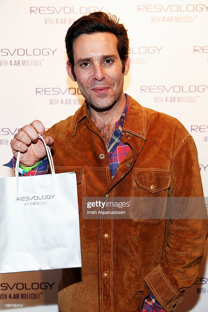 Actor James Callis attends Day 1 of the Kari Feinstein Style Lounge on January 18, 2013 in Park City, Utah.