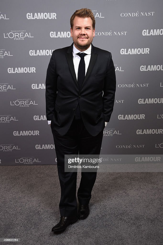 Actor <a gi-track='captionPersonalityLinkClicked' href=/galleries/search?phrase=James+Corden&family=editorial&specificpeople=673860 ng-click='$event.stopPropagation()'>James Corden</a> attends the Glamour 2014 Women Of The Year Awards at Carnegie Hall on November 10, 2014 in New York City.