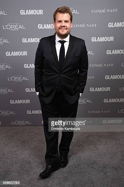 Actor James Corden attends the Glamour 2014 Women Of The Year Awards at Carnegie Hall on November 10 2014 in New York City