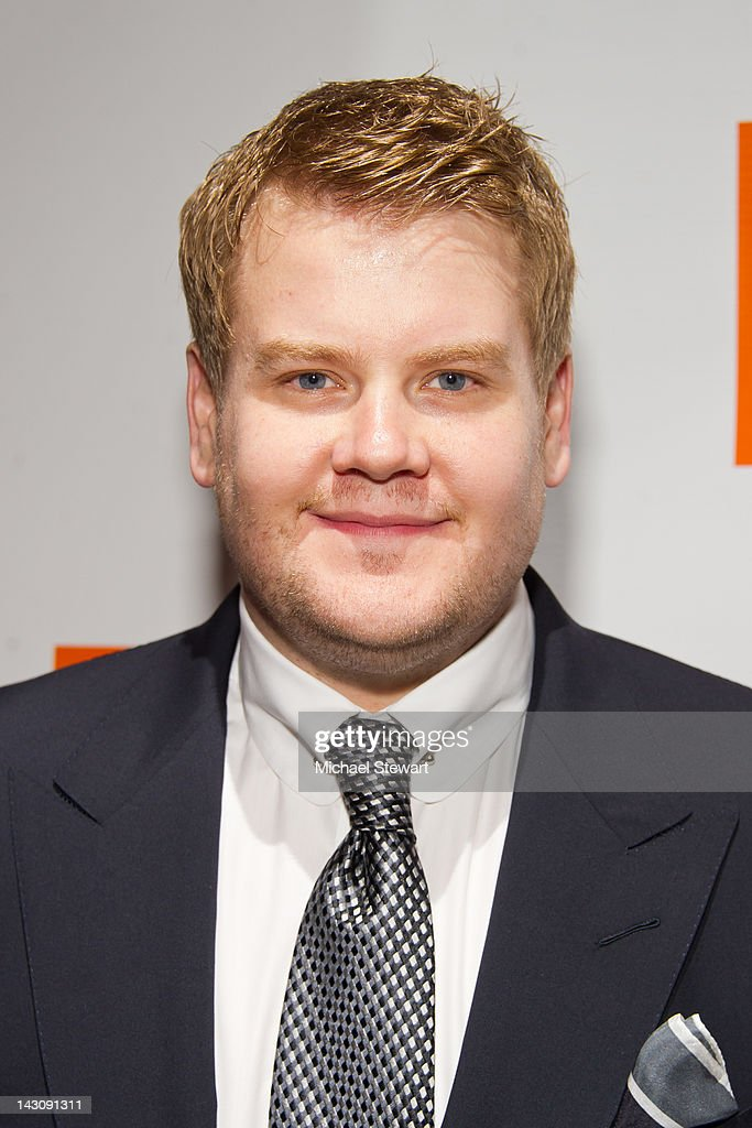Actor <a gi-track='captionPersonalityLinkClicked' href=/galleries/search?phrase=James+Corden&family=editorial&specificpeople=673860 ng-click='$event.stopPropagation()'>James Corden</a> attends the 'One Man, Two Guvnors' opening night party at The Liberty Theatre on April 18, 2012 in New York City.