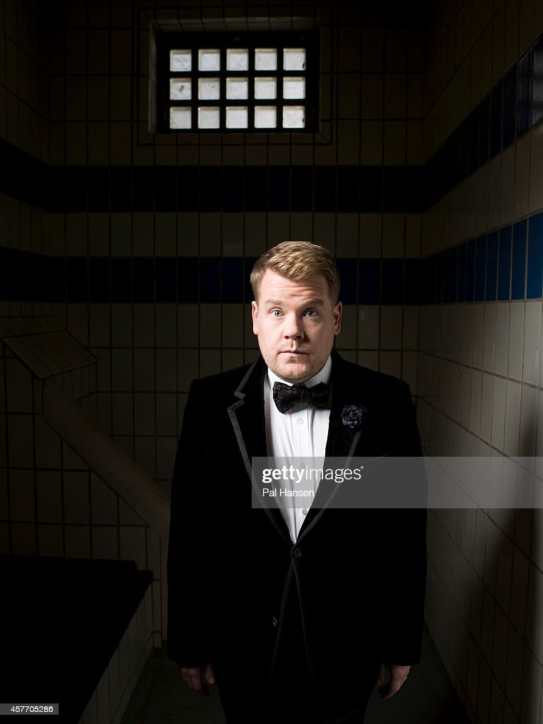 Actor <a gi-track='captionPersonalityLinkClicked' href=/galleries/search?phrase=James+Corden&family=editorial&specificpeople=673860 ng-click='$event.stopPropagation()'>James Corden</a> is photographed for the Observer on September 3, 2013 in London, England.