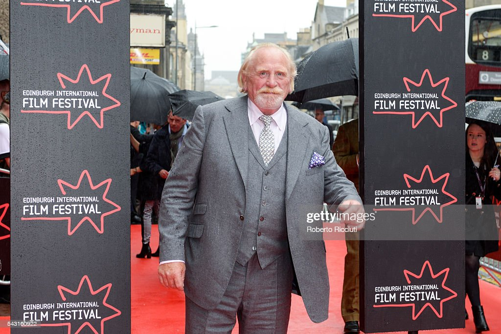 Actor James Cosmo attends the EIFF Closing Night Gala and World Premiere of 'Whisky Galore!' during the 70th Edinburgh International Film Festival at Festival Theatre on June 26, 2016 in Edinburgh, United Kingdom.