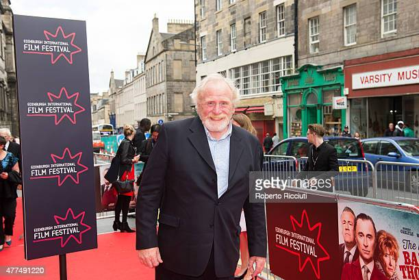 Actor James Cosmo attends the Opening Night Gala and World Premiere of 'The Legend of Barney Thomson' at Festival Theatre during the Edinburgh...