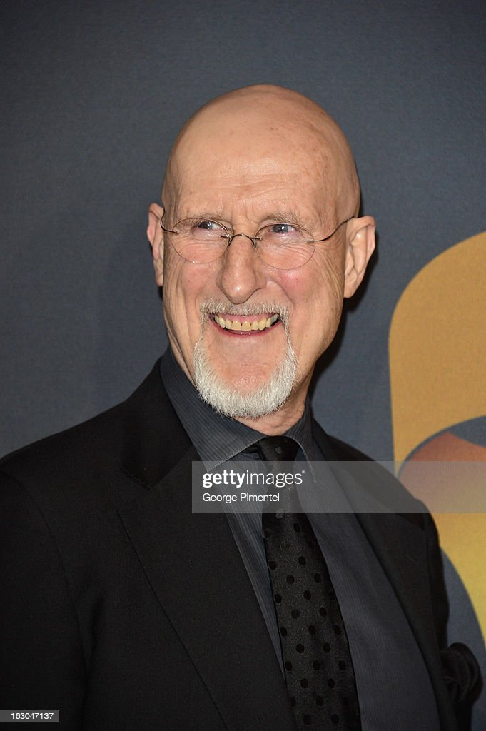 Actor James Cromwell arrives at the Canadian Screen Awards at the Sony Centre for the Performing Arts on March 3, 2013 in Toronto, Canada.
