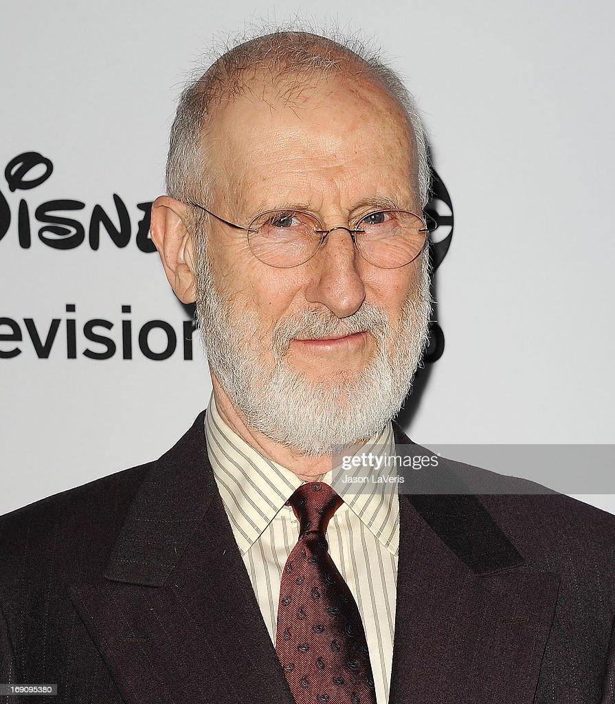 Actor <a gi-track='captionPersonalityLinkClicked' href=/galleries/search?phrase=James+Cromwell&family=editorial&specificpeople=211295 ng-click='$event.stopPropagation()'>James Cromwell</a> attends the Disney Media Networks International Upfronts at Walt Disney Studios on May 19, 2013 in Burbank, California.