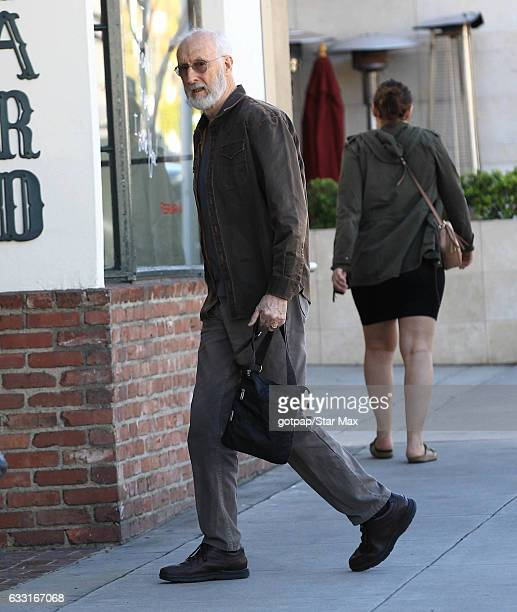 Actor James Cromwell is seen on January 30 2017 in Los Angeles CA