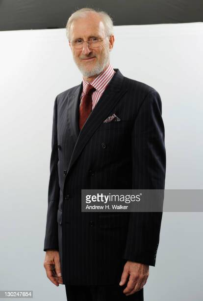 Actor James Cromwell poses for a portrait in the portrait studio at Katara Cultural Village during the 2011 Doha Tribeca Film Festival on October 25...