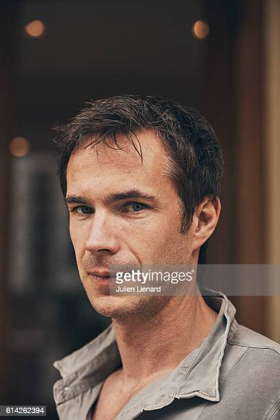 Actor James D'Arcy is photographed for Self Assignment on October 1 2016 in Dinard France