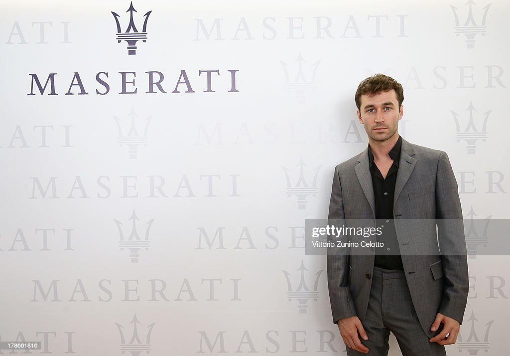 Actor <a gi-track='captionPersonalityLinkClicked' href=/galleries/search?phrase=James+Deen+-+Actor+-+Born+1986&family=editorial&specificpeople=5659450 ng-click='$event.stopPropagation()'>James Deen</a> attends the 70th Venice International Film Festival at Terrazza Maserati on August 30, 2013 in Venice, Italy.