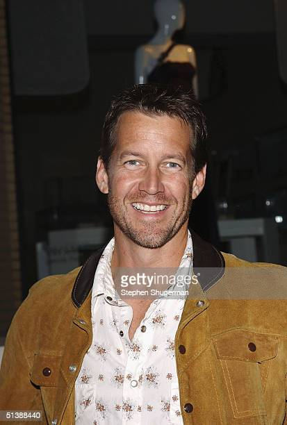 Actor James Denton attends the Desperate Housewives Premiere Party on October 3 2004 at Barney's in Beverly Hills CA