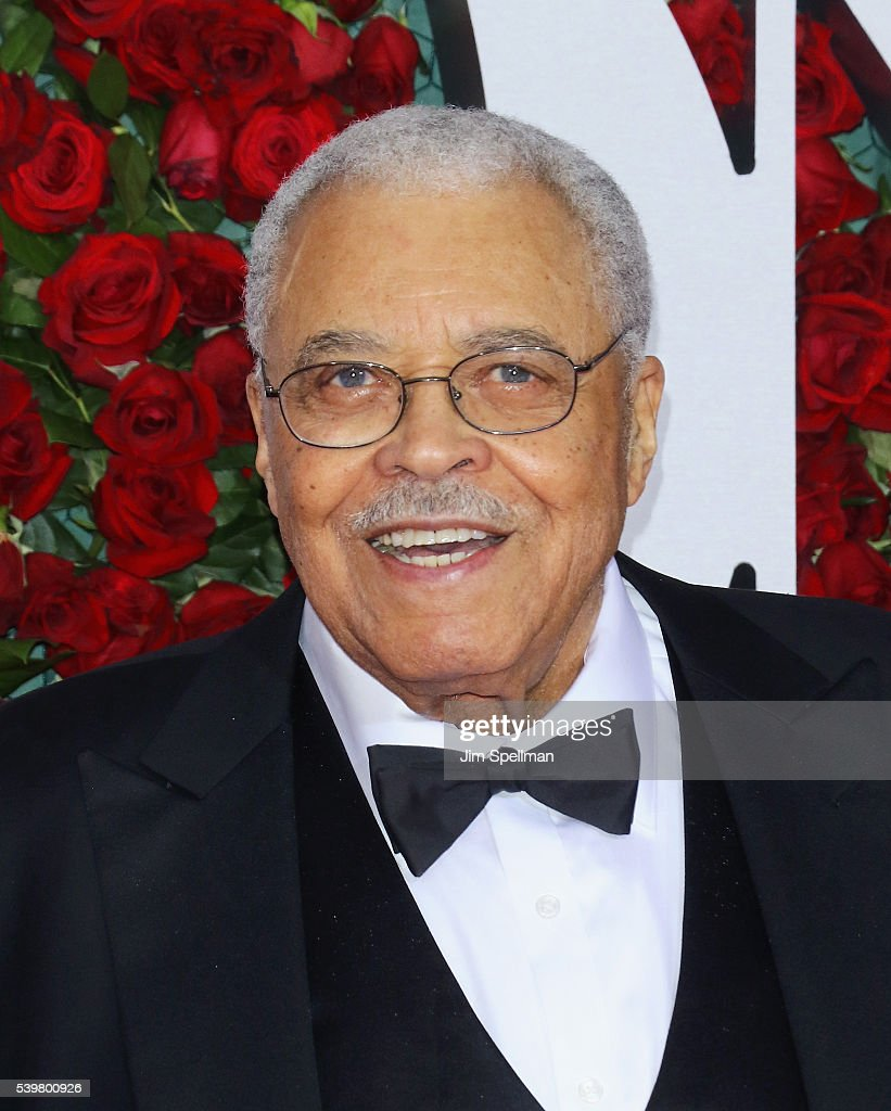 Actor James Earl Jones attends the 70th Annual Tony Awards at Beacon Theatre on June 12, 2016 in New York City.